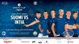 Suomen ja Intian välinen tennismaaottelu nähdään Ruudussa