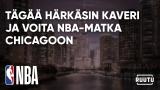 Arvonnan säännöt: NBA–matka pääsiäisenä Chicago Bullsin kotiotteluun